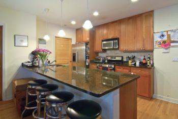 2064 N. California Ave. Kitchen